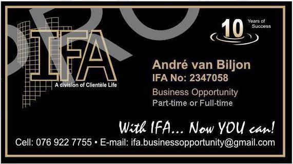 Via business card ifa business opportunity colourmoves